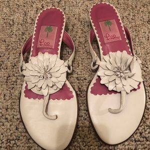 Brand new without box Lily Pulitzer sandals
